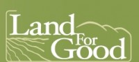 We proudly support landforgood.org